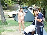 Amateur Camping Sex Photos