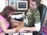 Hardcore Sex For A Hot Russian Mom