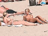 Nude Women Beach Photo