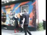 Trío Porn Tube Video Lucky Amigo cogen a dos muchachas alemanas