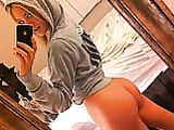 Young Girl Mirror Pictures Of Butt