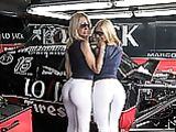 Yoga Pants Galleries Hot Racing Girls Showing Nice Asses
