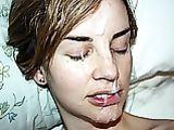 Ejaculation Photos de Girlfriend Amateur Obtenir un visage Big