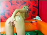 Consolador Anal Webcam Video