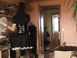 Lucky Dude Fucking the Maid
